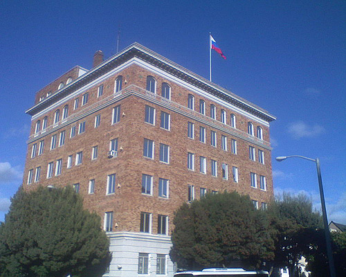 Russian Consulate in San-Francisco