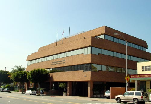 Consulate General of Thailand in Los Angeles